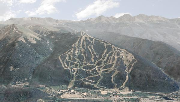 ABasin - distance-based attenuation