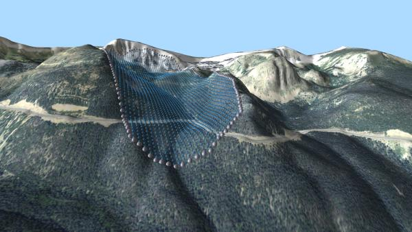 Berthoud Pass Polygon Pearls